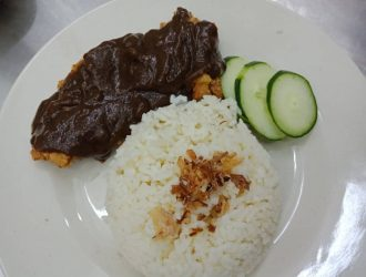 05 Nasi Ayam Black Pepper